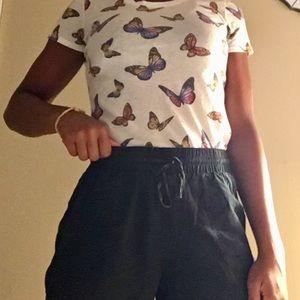 Forever 21 Butterfly Shirt